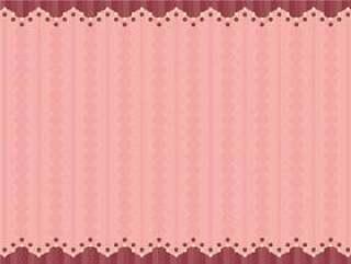 巧克力片框架(粉红色)