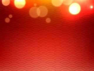 闪亮发光的红色背景