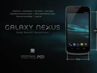 SamsungGalaxyNexus.PSD