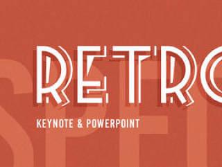 2合1主题演讲和PowerPoint演示文稿,回顾展示