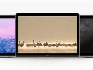 新的MacBook Psd Mockup