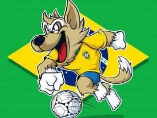 足球足球运动员巴西泽西岛2018年