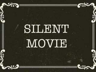 无声电影背景矢量