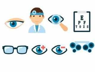 眼睛测试向量