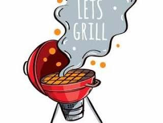 让我们的烧烤