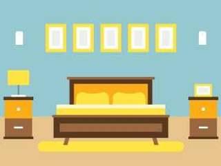 卧室房子室内设计