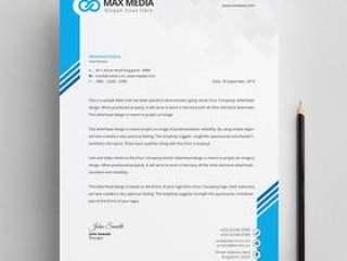 现代公司信笺