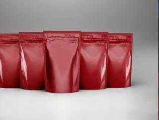铝箔袋子组合-分层