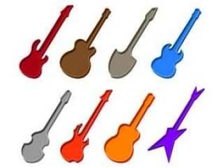 套吉他例证象
