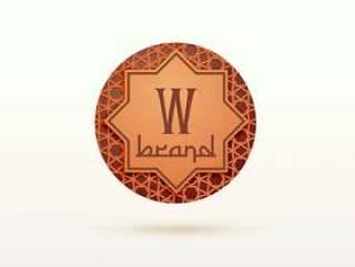 伊斯兰品牌标志概念设计
