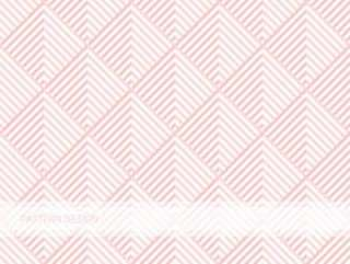 背景样式无缝的现代抽象甜桃红色V形臂章传染媒介设计。