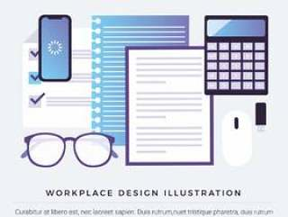 矢量设计师的元素和项目