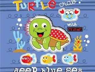 小乌龟和朋友