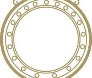 装饰框架金圈子