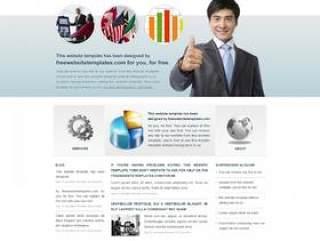 国外经典电子商务网站PSD分层素材