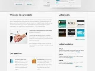 web2.0设计师个人主页四