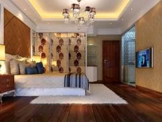 室内设计卧室效果图