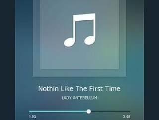 iOS7音乐播放器PSD分层