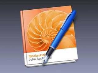 iBook Author 标志