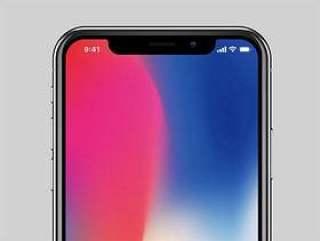 iPhone X 实物模型