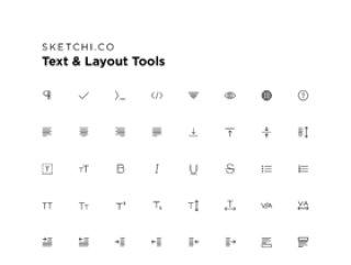 完美的WYSIWYG编辑器!,文本和布局工具