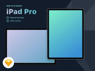 "9 iPad Pro""11&""12.9 Sketch Sketch的场景。,新的2018 iPad Pro"