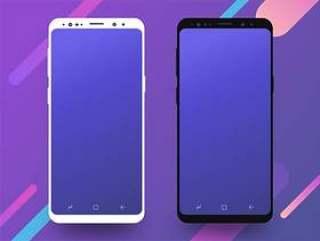 三星 Galaxy S9 扁平模型