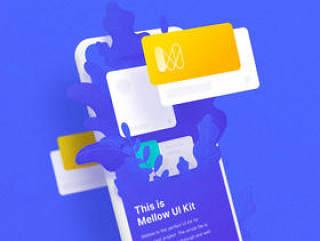 Mellow是适用于iOS的UI工具包,基于Shift设计系统,Mellow iOS UI工具包