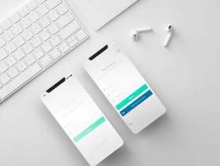 房地产iOS UI工具包采用Sketch设计,非常适合房地产应用。房地产iOS UI工具包
