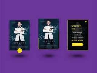 007 Movie App