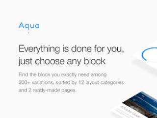 适用于Photoshop和Sketch的Aqua Web UI工具包,Aqua