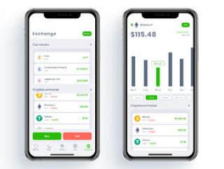 22用于Sketch。,Mobile Banking App Kit设计的屏幕移动UI工具包
