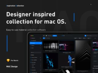 屏幕设计工具UI工具包,灵感集合