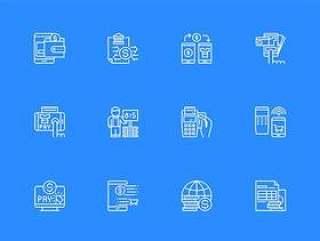 30 枚支付方式元素图标