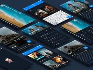 Movie App UI Kit