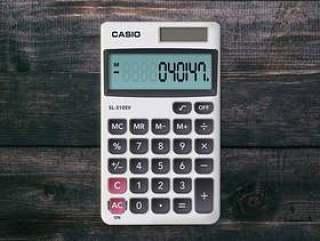 卡西欧 SL-310SV 计算器模型