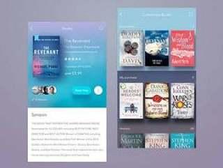 书店应用概念设计