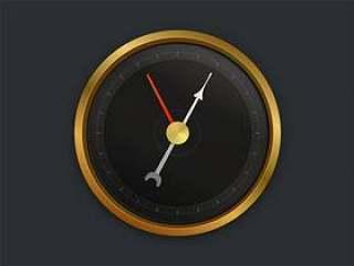 写实气压计模型