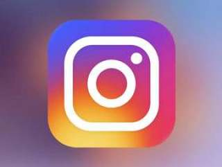 Instagram 新标志