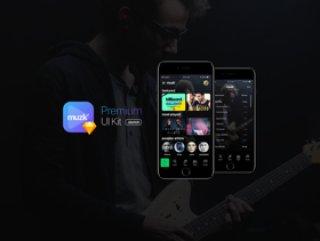 Muzk移动UI工具包演示