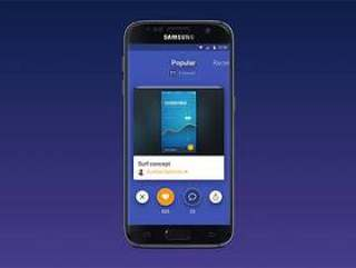 三星 Galaxy S7 模型