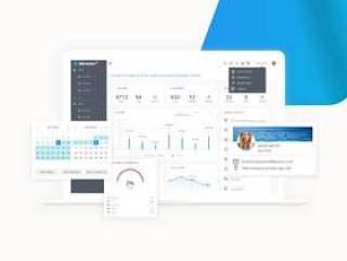 Web App快速原型设计UI工具包。,管理员2