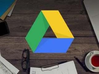 Google Drive 标志