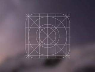 The Grid iOS Icon