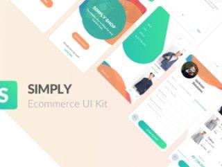 简单的电子商务UI工具包