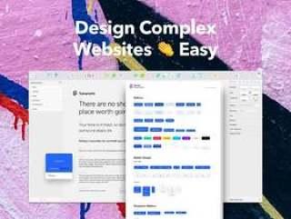 基于Sketch嵌套符号的先进网页设计系统,Symbol Design System