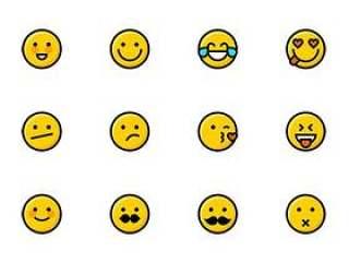 50 枚 Emoji 图标