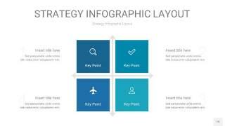 铁蓝色战略计划统筹PPT信息图15