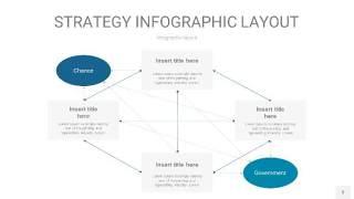 铁蓝色战略计划统筹PPT信息图3