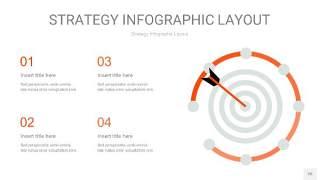 橘红色战略计划统筹PPT信息图26